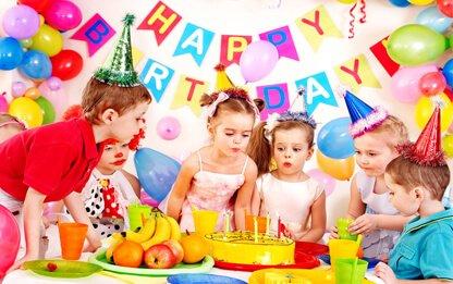 Kid's Birthday Parties