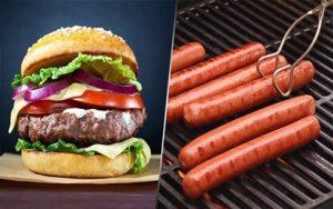 Burgers & Hotdogs