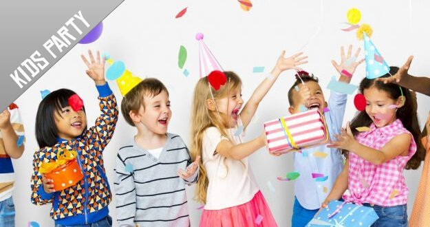WHEN 7 OR MORE KIDS ARE BOOKED BIRTHDAY CHILD GOES FREE